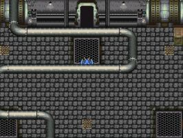 RPG Maker2k - Abadoned Factory 27 Ingame by Icedragon300