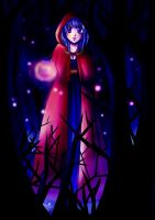 Red Riding Hood by marvi92