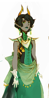 Fancy Kanaya by mangoranger