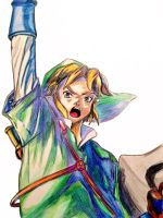 Link: Skyward Sword by D-Techno-life