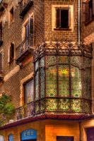 Colourful Barcelona05 by abelamario