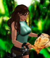 Lara Croft 29 by Orphen5