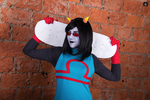 Homestuck - Latula Cosplay by Sioxanne