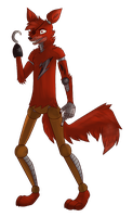 The Fox of Pirates Cove .:Ask blog open:. by birdtier