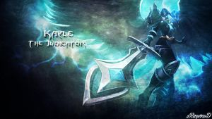 LoL - Judicator Kayle Wallpaper ~xRazerxD by xRazerxD