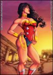 Wonder Woman by diabolumberto