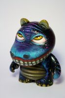 Space Hippo by bryancollins