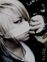 BEFORE I DECAY Reita . 01 by ShiroiGarazu