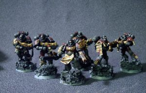 Death company Bolters and Chainswords by Noveros