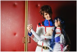 You are Miss Macross 02 by drkitsune