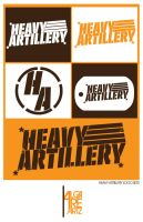 Heavy Artillery by algare