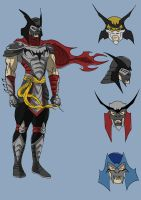 Samurai Batman 2006 by darknight7