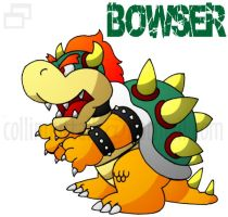 Bowser by Slushy-man