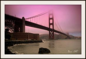 San Francisco by Emane-M
