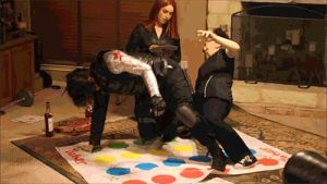 Tony Stark Can't Play Twister by LaneDevlin