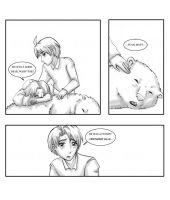 Hetalia - Canada comic by Salmagundi-Sweet