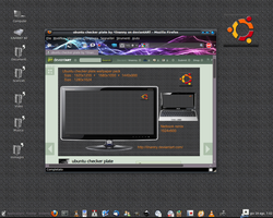 screenshot ubuntu by ilnanny