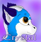 Crystal  ::GIFT:: by PinkyPawzz