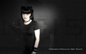 Wallpaper - Abby by Nikky81