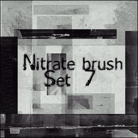 nitrate brush set 7 by nitrate