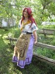 Malon from legend of Zelda 4 by NiennaSurion