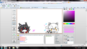 iScribble Fun XD 7 by DarkHakumaru