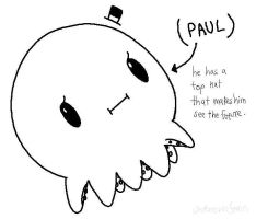 PAUL by UnknownStain