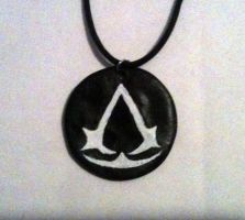 Assassins Insignia Pendant by Xaphriel