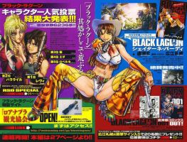 Black Lagoon Cowgirl by PC29100