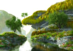 The Overlook by fizzoman