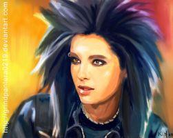 Bill Kaulitz by grindpantera0219