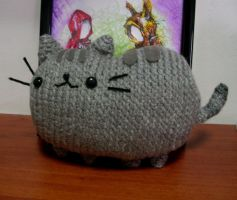 Pusheen The Cat by justmagenta