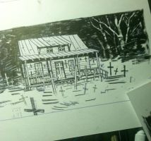 Desk shot 12-07-11 by JasonLatour