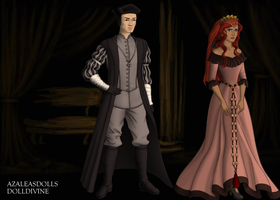 The High Inquisitor's Lover by darthmadigan