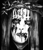 Slipknot - Joey Jordison by deathlouis