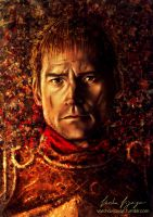 Jaime Lannister. by VarshaVijayan