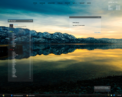 Dream Desktop v1.5 by BennYx11