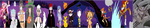 Completed Halloween Collab by Fran48