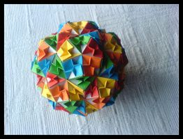 Floral Globe T. Icosahedron by lonely--soldier