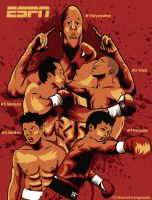 ESPN'S Top 5 Boxers (May 14,2013) by shunichi112394