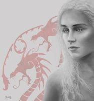I am the blood of the dragon by Cadice