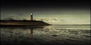 ... lighthouse ... by MOSREDNA