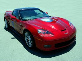 2010 Corvette ZR1 LS9 638 HP by Partywave