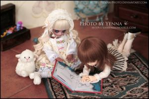 Storytime by yenna-photo