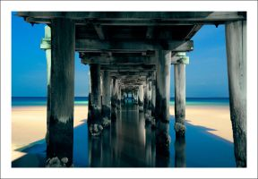Seaford Pier Revamped by Cameron-Jung