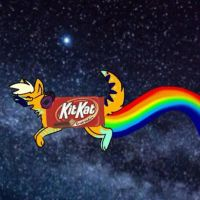 KitKat Lucas [Nyan Cat] (Animation) by HesperCambrie