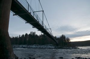 Suspension Bridge by Th0max
