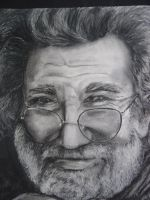Jerry Garcia by EverythingDEAD