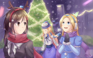 Merry Christmas 14 by Souyuu221