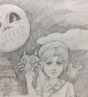 Malice of Majora by GingerFlight